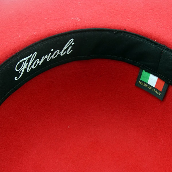 La nostra firma - Cappellificio Florioli